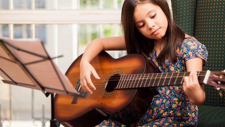 8 Benefits of Music Education for Kids