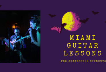 Miami Guitar Lessons for Successful Students!